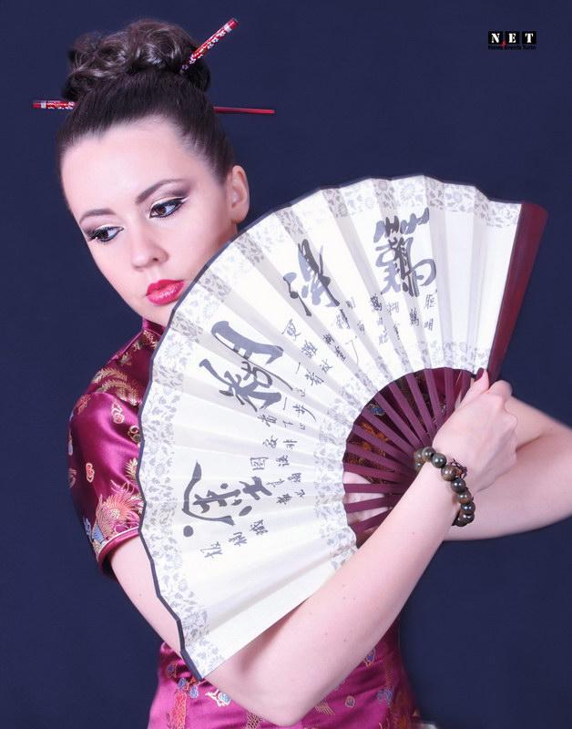 Fotografo professionista Torino Italia studio fotografico style cinese